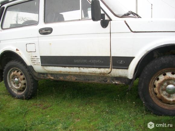 ВАЗ (Lada) 2121-Нива - 1992 г. в.. Фото 1.