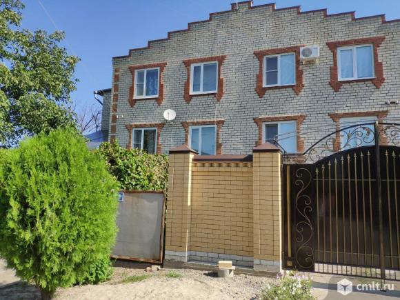 Продается: дом 220 м2 на участке 11 сот.. Фото 1.