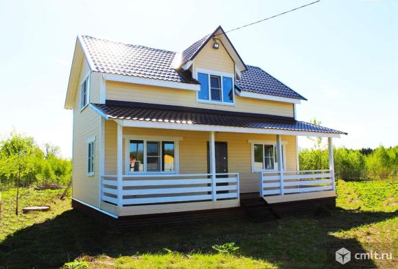 Продается: дом 113 м2 на участке 10.5 сот.. Фото 1.