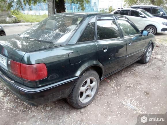 Audi 80 - 1993 г. в.. Фото 4.