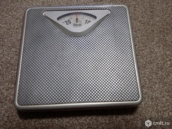 Весы напольные. Фото 1.