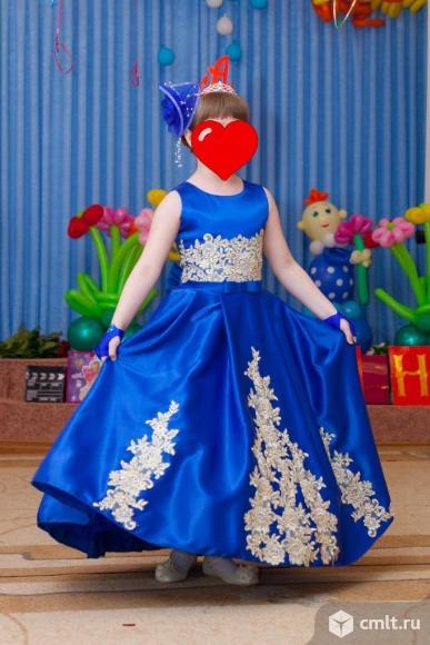 Платье на выпускной в детском саду. Фото 2.