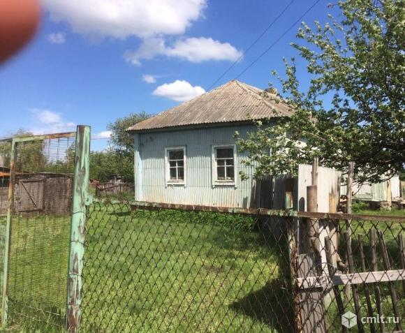 Продам дубовый дом в 58 км от Воронежа.. Фото 1.