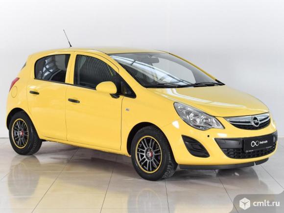 Opel Corsa - 2013 г. в.. Фото 1.