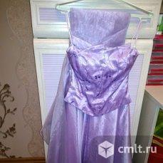 Платье на выпускной, для торжства. Фото 1.