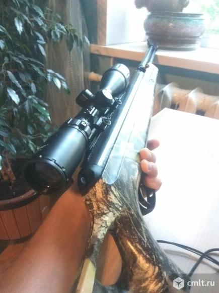 Игрушечное ружье. Фото 1.