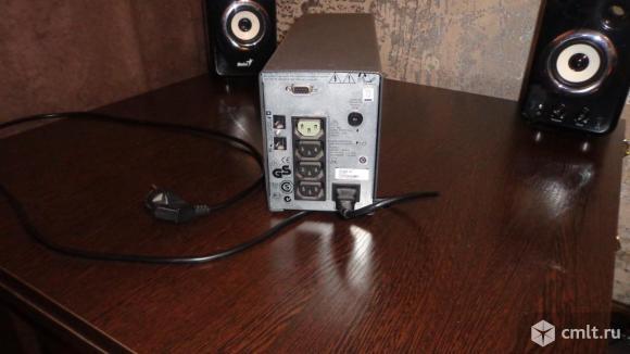 Ибп APC Smart-UPS SC 420 ва, 230 В. Фото 1.