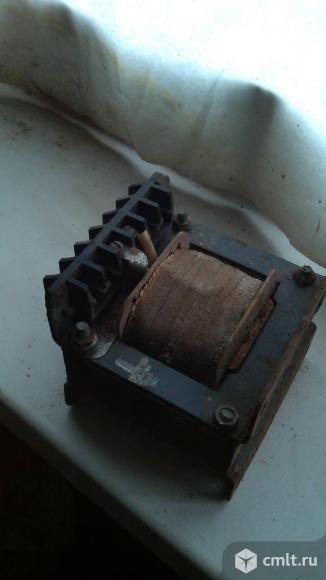 Трансформатор понижающий с 220в до 36в. Фото 4.