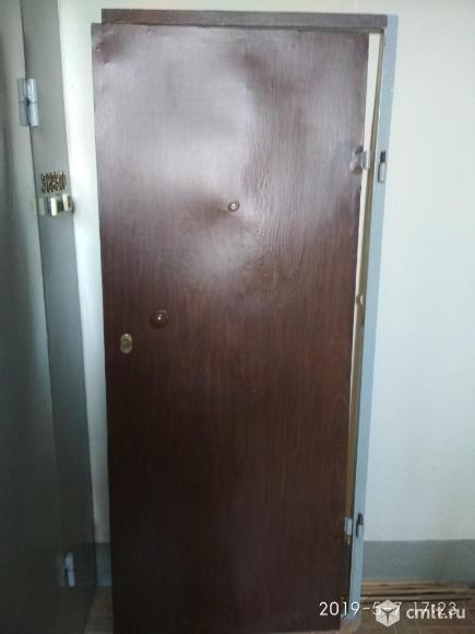 Входная дверь металлическая. Фото 1.