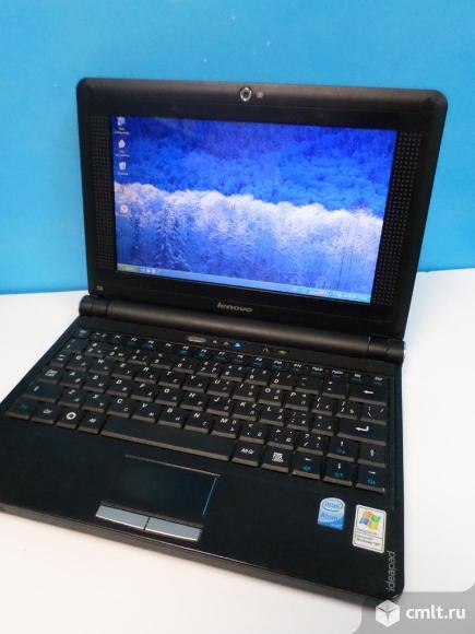 Ноутбук нетбук lenovo ideapad s9 (20013). Фото 1.