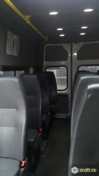 Микроавтобус ГАЗ ГАЗ-А65R35 - 2018 г. в.. Фото 7.