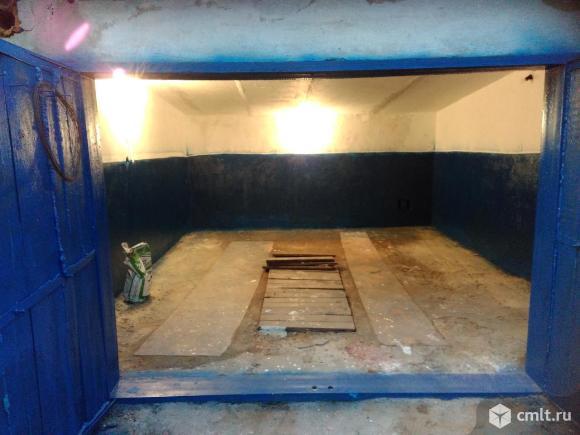 Капитальный гараж 24 кв. м. Фото 1.