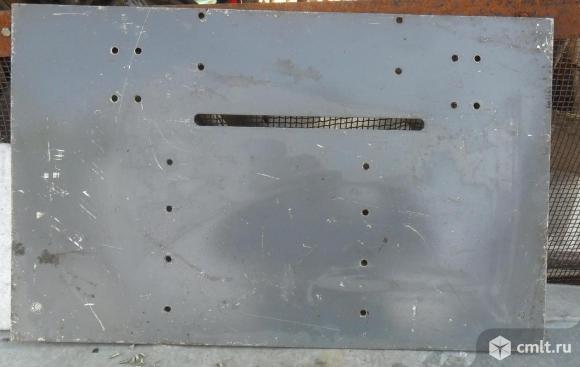 Плита для станка. Фото 1.