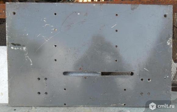 Плита для станка. Фото 2.