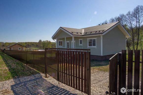 Продается: дом 101.5 м2 на участке 13.5 сот.. Фото 1.