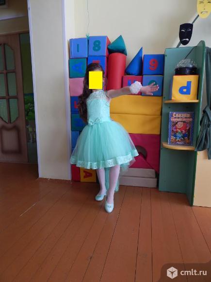 Красивое платье. Фото 1.
