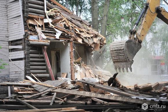 Демонтаж домов, зданий, сооружений, плит ПК, кирпичных строений, блочных фундаментов.. Фото 1.