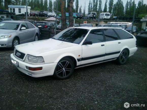 Audi 100 - 1985 г. в. эксклюзивная модель. Фото 1.