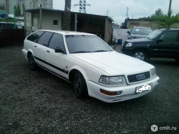 Audi 100 - 1985 г. в. эксклюзивная модель. Фото 5.