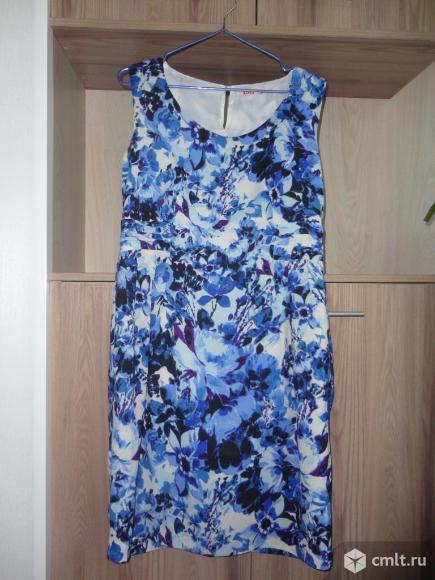 Летнее платье zolla. Фото 1.