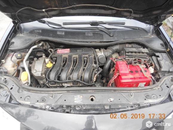 Renault Megane - 2008 г. в.. Фото 13.