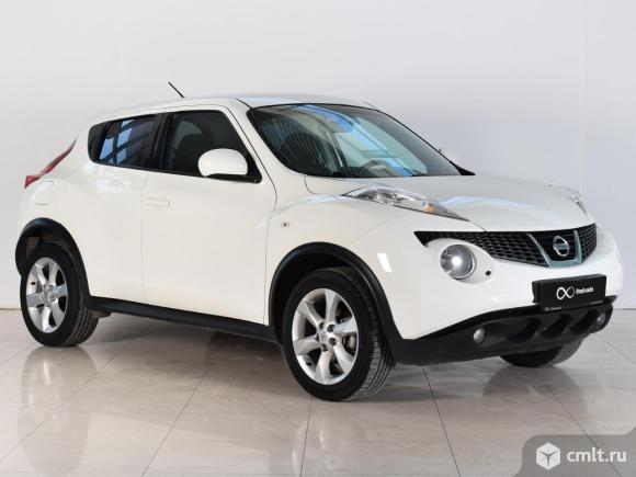 Nissan Juke - 2012 г. в.. Фото 1.