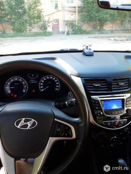 Hyundai Solaris - 2011 г. в.. Фото 6.