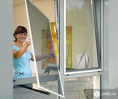 Москитные сетки на окна.. Фото 1.