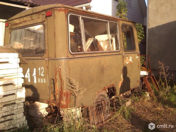 Будка от УАЗ 3303. Фото 2.