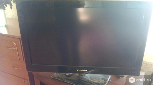 Телевизор ж/к Fusion. Фото 4.
