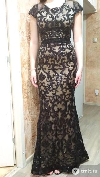 Платье для выпускного вечера. Фото 3.