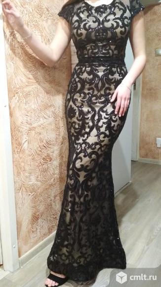Платье для выпускного вечера. Фото 1.