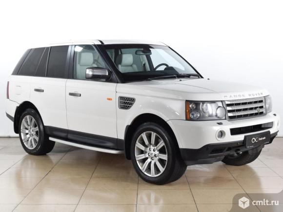Land Rover Range Rover Sport - 2008 г. в.. Фото 1.
