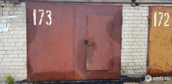 Капитальный гараж 17,9 кв. м Политехник. Фото 1.