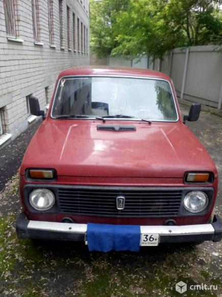 ВАЗ (Lada) 21213-Нива - 1996 г. в.. Фото 1.