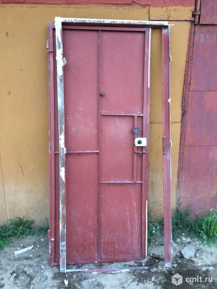 Дверь металлическая.. Фото 1.