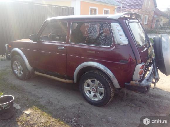 ВАЗ (Lada) 2121-Нива - 1998 г. в.. Фото 1.