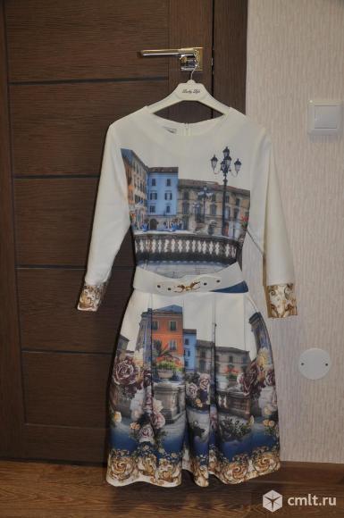 Платье 152 см (11-13 лет). Фото 1.