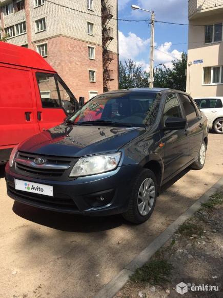ВАЗ (Lada) 219010-Гранта - 2016 г. в.. Фото 1.