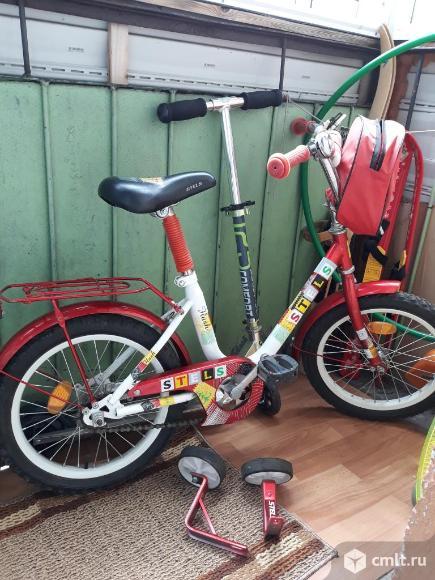 Велосипед STELS. Фото 1.