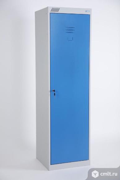 Шкаф для одежды ШРЭК 21-530. Фото 1.
