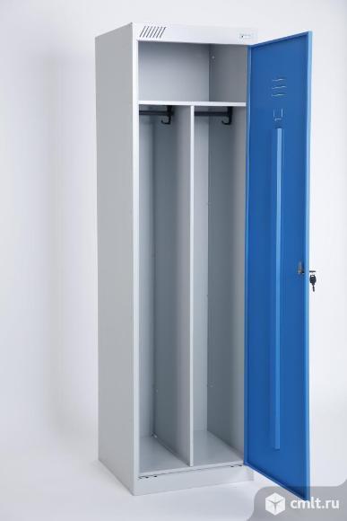 Шкаф для одежды ШРЭК 21-530. Фото 3.