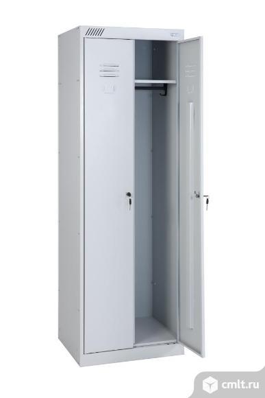 Шкаф для одежды ШРК 22-600. Фото 2.