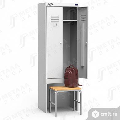 Шкаф для одежды ШРК 22-600 ВСК. Фото 1.