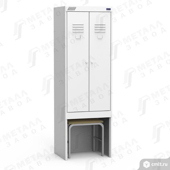 Шкаф для одежды ШРК 22-600 ВСК. Фото 3.