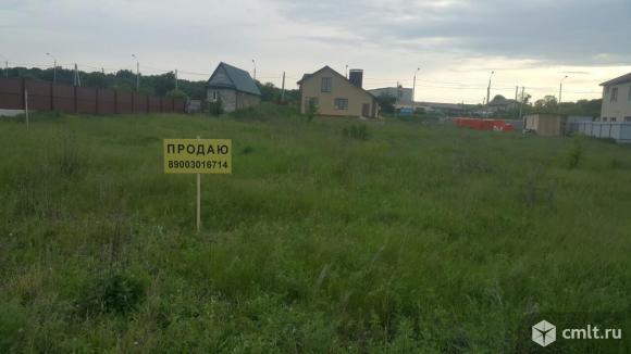Продается участок в Семилуках!. Фото 1.