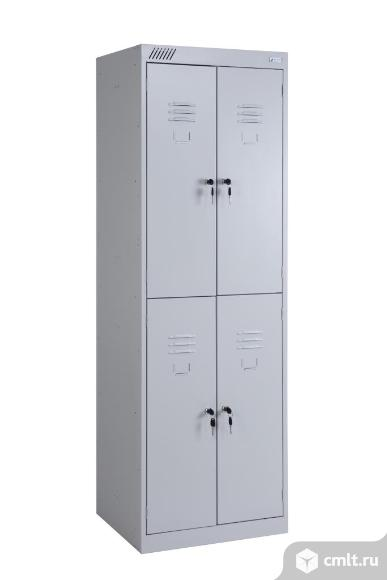 Шкаф для одежды ШРК 24-600. Фото 1.
