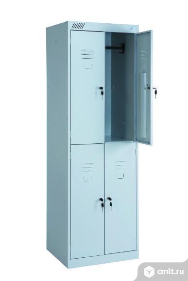 Шкаф для одежды ШРК 24-600. Фото 2.