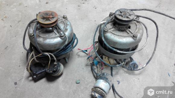 Электродвигатель. Фото 9.