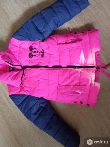 Куртка на 1,5-2 года. Фото 1.